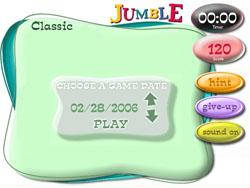 Classic Jumble