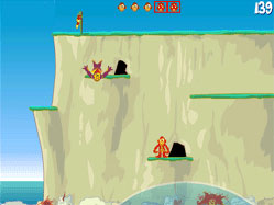 Monkey Diving